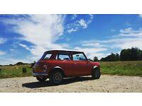 Rover Mini 1275cc (Carb Model)
