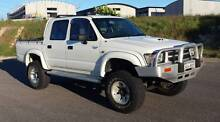 1998 Hilux Intercooled Turbo Dual Cab 4X4 Charlestown Lake Macquarie Area Preview