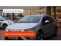 Vauxhall Ampera 4150 miles lowest milage in the UK