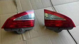 Ford Mondeo rear lights