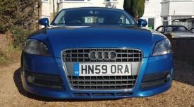 **PRICED FOR QUICK SALE** Audi TT 2009 Coupe 2.0 TFSI, Full Service History
