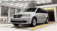 2015 Dodge Grand Caravan SXT Premium+ NEW DVD Pkg Nav 17 Alloys
