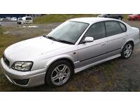 2003 Subaru Legacy 2.0 GL AWD - MOT Failure