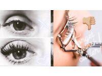Luxury Arab eyelashes lift