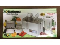 National the genuine Juicer & blender