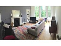 Double room for let in Glorious Southside flat