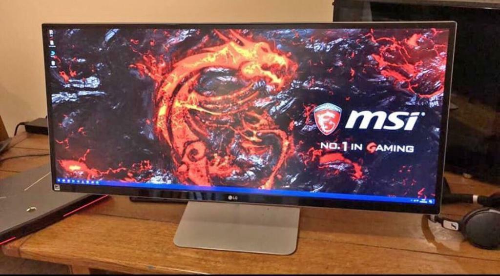 "LG 34UM95 34"" Monitor 21:9 | in Carlton, Nottinghamshire | Gumtree"