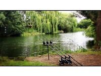 Carp fishing tackle forsale
