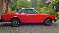 1980 Fiat 124, Great Condition