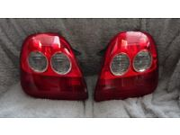TOYOTA MR2 MK3 Roadster Facelift Pair Rear Lights