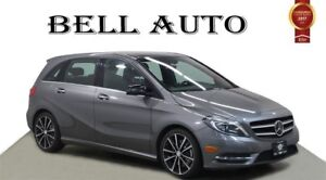 2013 Mercedes-Benz B-Class SPORT PANORAMIC ROOF BACK UP CAMERA