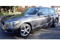 2014 BMW 120d LOW MILEAGE ONE OWNER