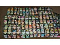 Collection of Dragon Ball Z TRADING CARDS Game