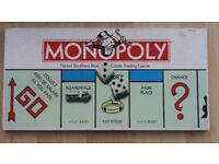 Monopoly - 1974 USA Edition Board Game