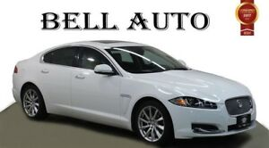 2012 Jaguar XF NAVI MOONROOF BACKUP CAM BLIND SPOT ASSIST