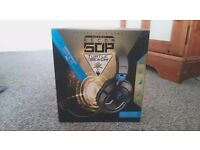 Playstation 4 - Turtle Beach Headset