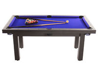 Full size pool table - free to collect