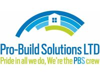 Pro-Build Solutions LTD