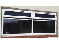 White UPVC Windows &French Doors - Job Lot