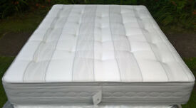 Ex-display Myers 1000 Pocket Sprung Double Mattress.