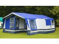 SunnCamp 400se Trailer Tent (2010 model)