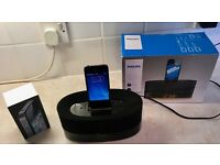 iPHONE 4, BLACK, 16GB +PHILIPS DOCKING SPEAKER