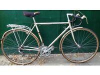 55cm Triumph Tempest Vintage Classic 12 Speed racing racer Town road Bike