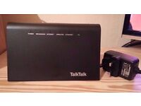 Talk Talk Huawei HG633 Router.