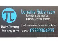 Experienced Maths Teacher/ Tutor
