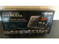 BOSS BR800 digital recording machine