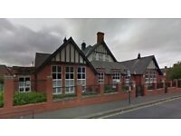 One bed flat available immediately at Old School House, Doncaster