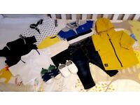 Large selection - Baby boy 3-6 month clothes/jacket/shoes/grobag