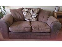 2/3 Seater Sofa & Large Armchair