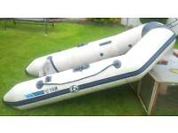 Yamaha 250T inflatable dinghy tender