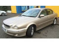 2002 Jaguar Xtype V6 SE Auto petrol