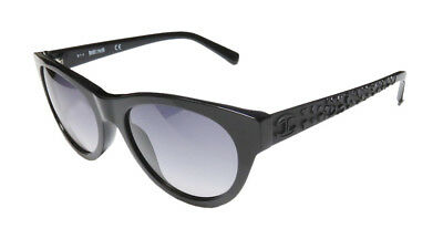 NEW JUST CAVALLI JC563S EUROPEAN FASHION CAT EYES DESIGNED IN ITALY SUNGLASSES - Cats In Sunglasses