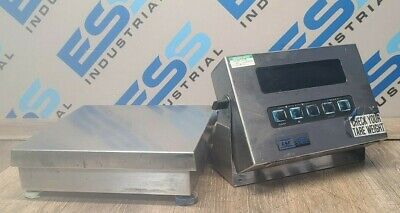 Gse Scale Systems Model 460 W Rice Lake Bm1010.s-2 Weighing Scale