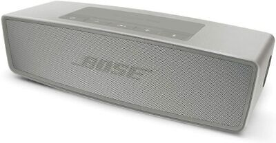 Bose Soundlink Mini 2 II Bluetooth Altavoz Pearl Edición Plata