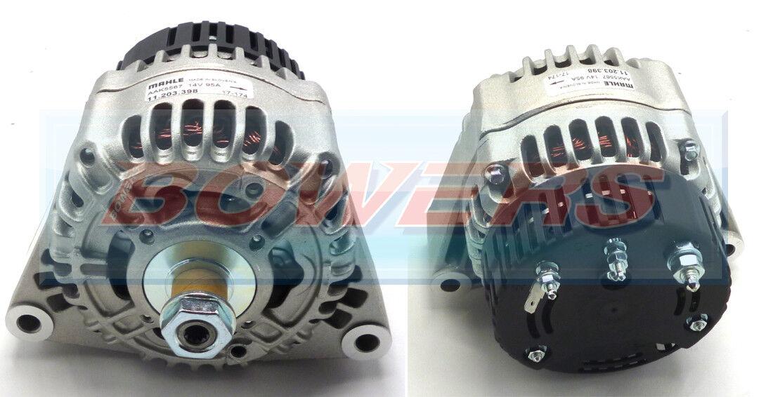 BRAND NEW ALTERNATOR 12V 71A FORKLIFT TRUCKS VARIOUS HYSTER ENGINES CS121 STYLE