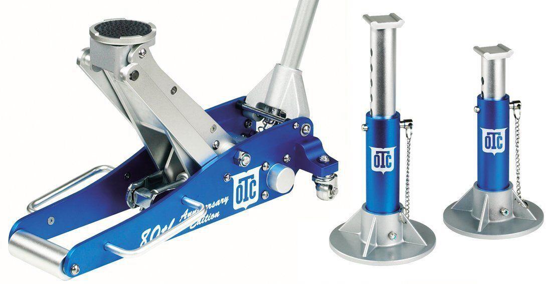 OTC 1533 A Professional Level Floor Jack ...