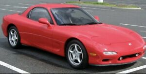 Looking for a RX7 FD roller or project car