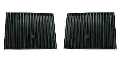 Pair Grill Side Screens John Deere 2155 2355n Left Right Al67279 Al67280