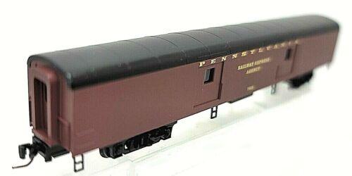 Z Scale MTL 553 00 060 Pennsylvania RR Smoothside Passenger Baggage #7905 NIB
