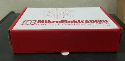 New Mikroelektronika Mikroe-1505 Mikroprog For Tiva Usb Programmer Debugger