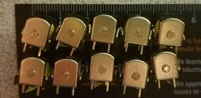 Micro Solenoid Dc 24v 36ma Small Mini Electromagnetic Inductance Coil 10pcs