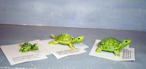 HAGEN-RENAKER  TURTLES  (3)