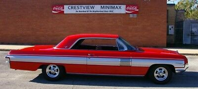 1962 Oldsmobile Starfire  original interior, runs sweet