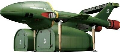 De Agostini 1/144 Scale Thunderbird 2 Unassembled Full Model Kit Set MIB