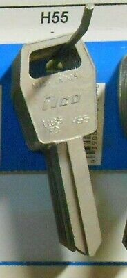 Ten H55  Ilco 1185FD  key blanks-Ford Aerostar, 1987-1990