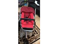 Quinny Buzz 3 in red colour Excellent condition Price to sell!!!